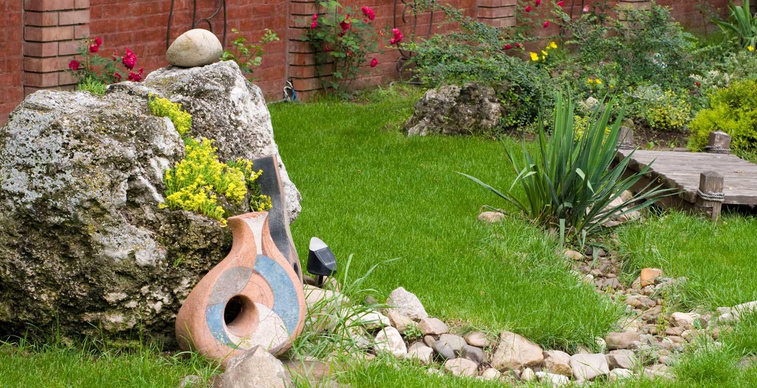 Neue Ideen für alte Gärten
